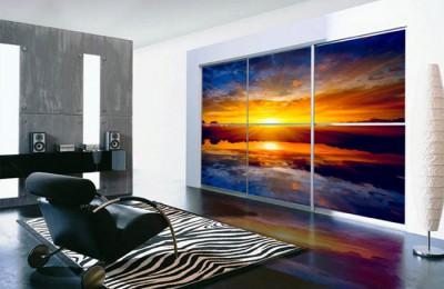 Мебель с фотопечатью