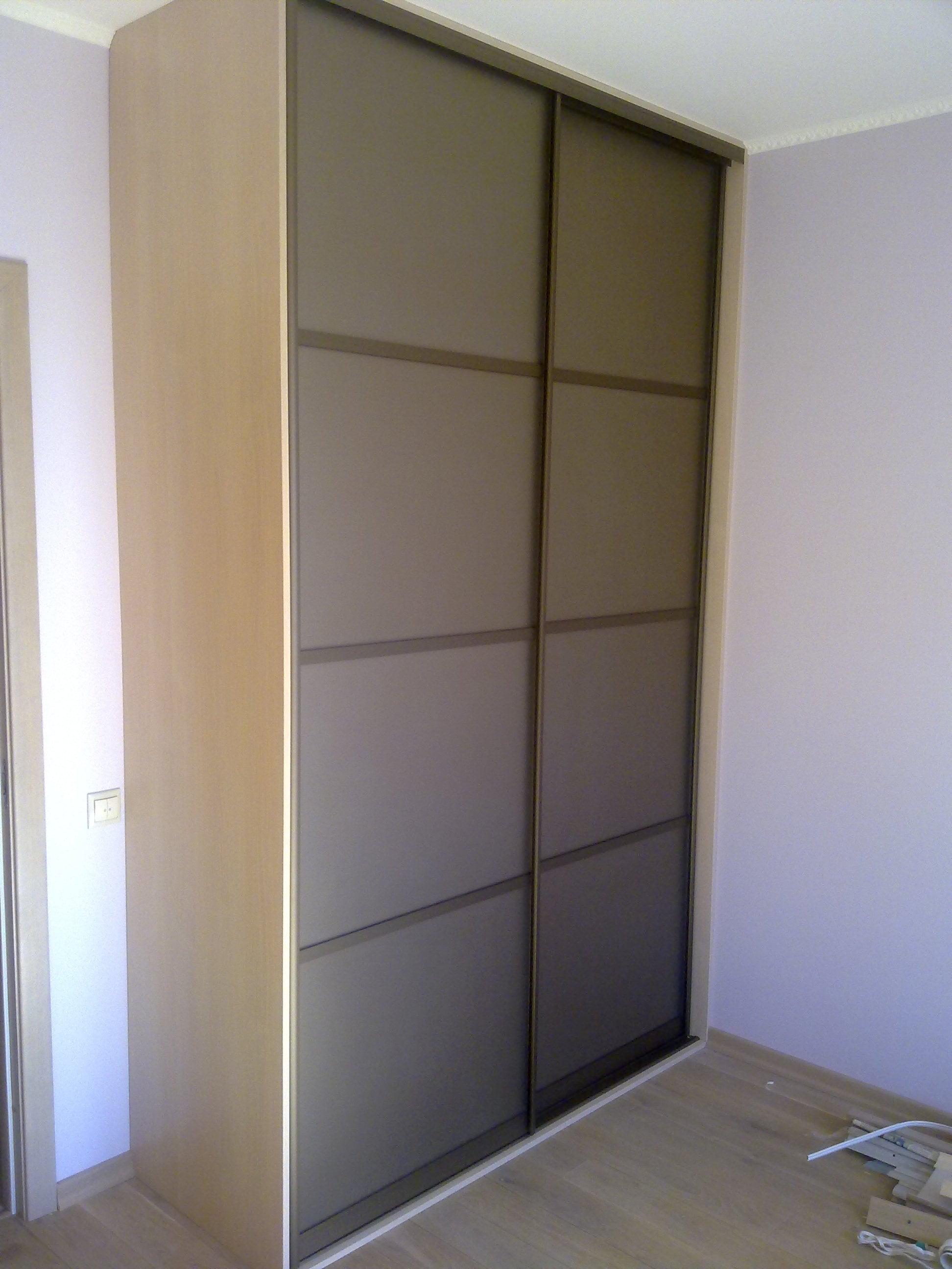 изготовление шкафов купе
